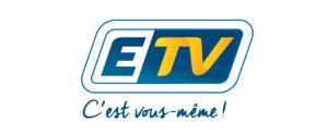 ETV chaine de télévision en Guadeloupe