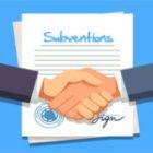 Subvention : Aide à la création de site web