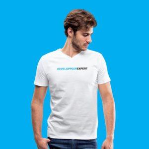 T-shirt Développeur