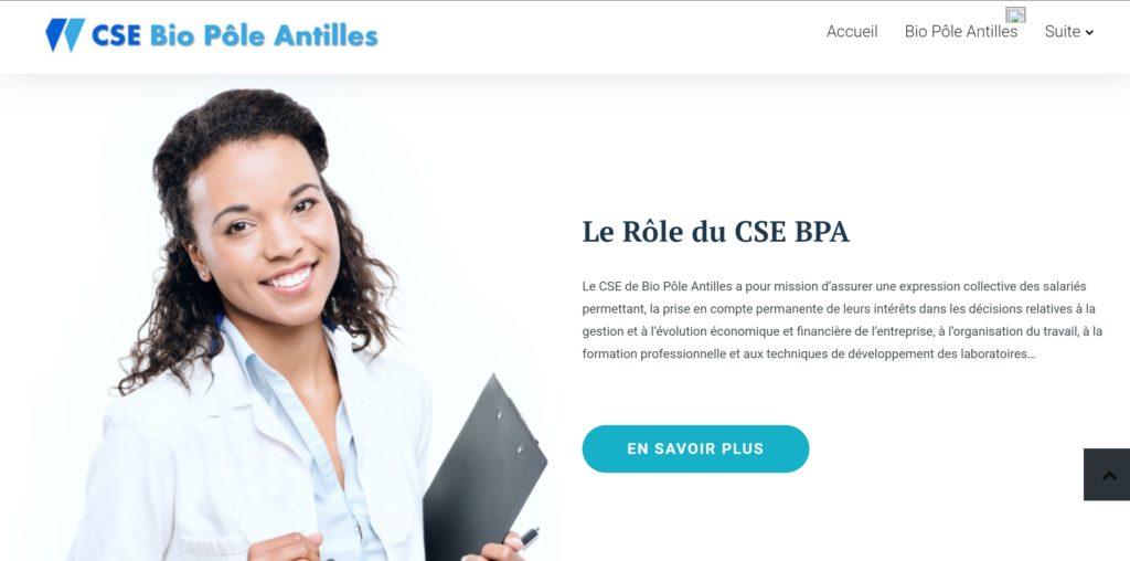 CSE Bio Pôle Antilles